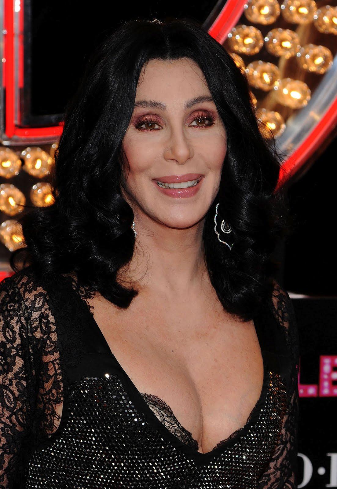 Cher Nude Photos